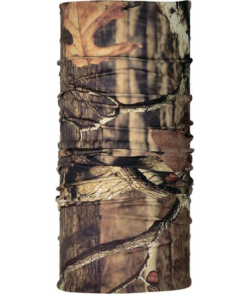 "Studio photo of the High-UV Buff® Mossy Oak Design ""Break Up Infinity"". Source: buff.eu"