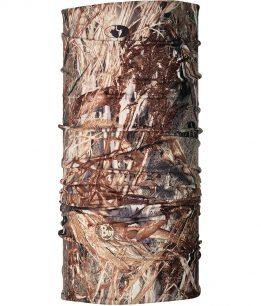 "Studio photo of the High-UV Buff® Mossy Oak Design ""Duck Blind"". Source: buff.eu"