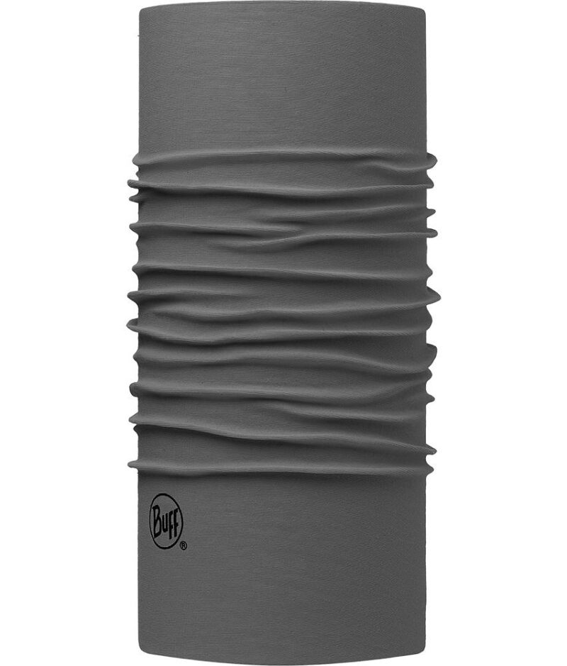 "Studio photo of the Original Buff® Design ""Grey Castlerock"". Source: buff.eu"