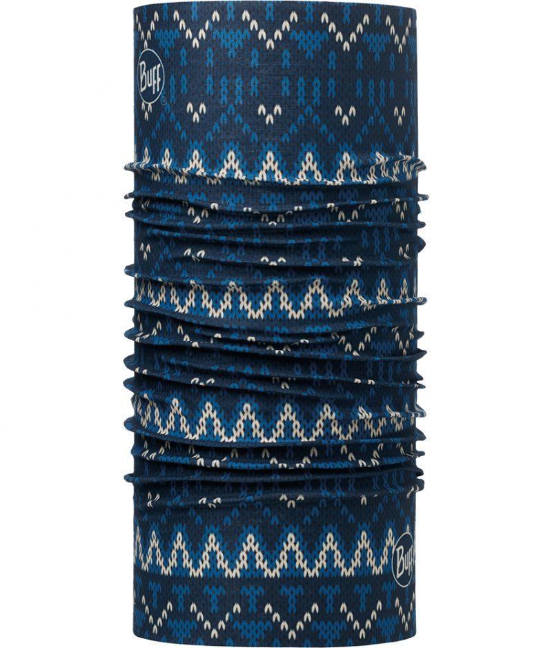 """Image of Original Buff® design """"Knit Dark Navy"""""""