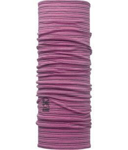 "Image of the Wool Buff® Design ""Ibis Rose Stripes"". Source: buff.eu"