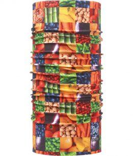 "Studio photo of the Professional range Dry Cool Buff® Chefs Collection design ""Vegetables"". Source: buff.eu"