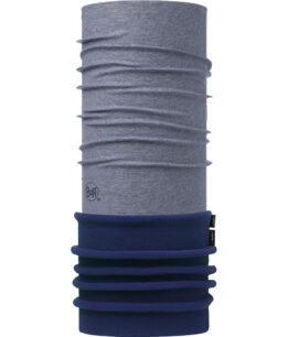 "Studio Photo of the Polar Buff® Design ""Blue Ink Stripes"". Source: buff.eu"