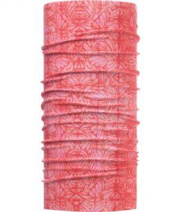 "A product photo of the High UV Buff® Design ""Salmon Rose"". Source: buff.eu"