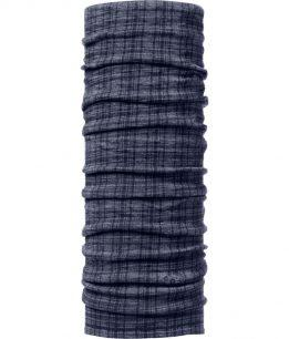 "Studio photo of the Wool Buff® Design ""Colombo Navy"". Source: buff.eu"