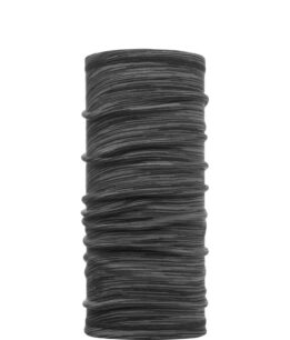 "Studio photo of the 3/4-Wool Buff® Design ""Grey Multi"". Source: buff.eu"