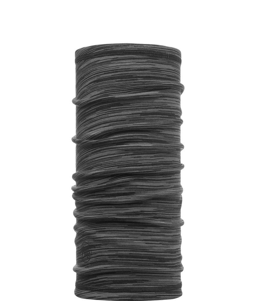 "Studio photo of the 3/4-Wool Buff® Design ""Grey Multi"". Source: buff.eu"