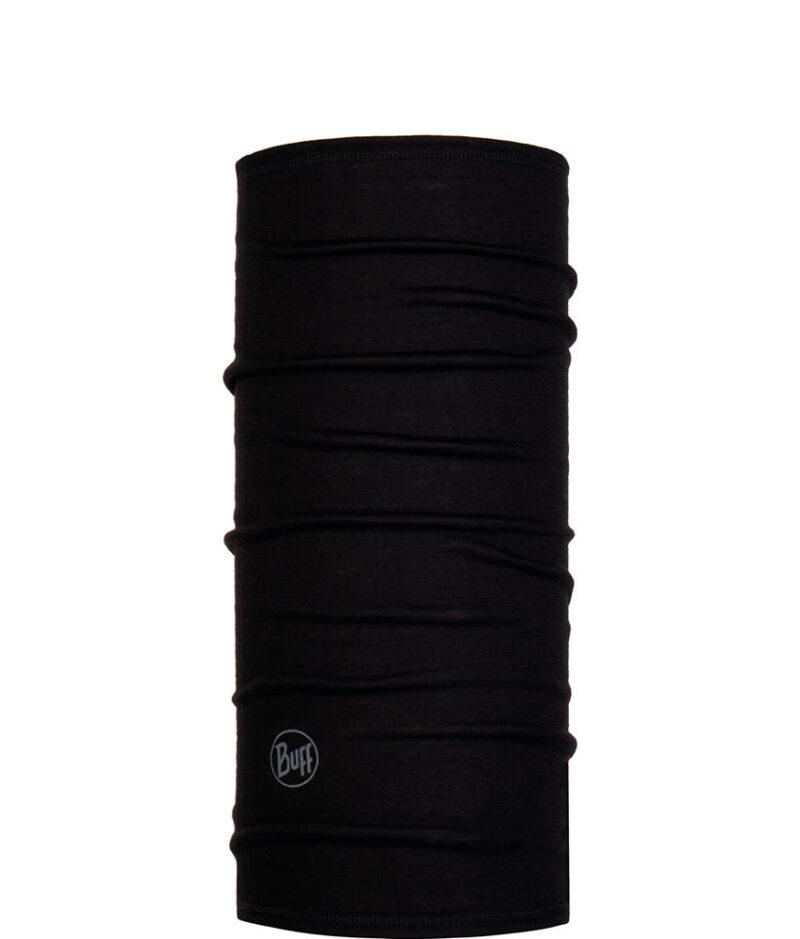 "Studio photo of the 3/4-Wool Buff® Design ""Black"". Source: buff.eu"