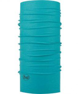 "Studio photo of the Original Buff® Design ""Scuba Blue"". Source: buff.eu"