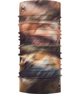 "Studio photo of the Original Buff® Design ""Brassite Fossil"". Source: buff.eu"
