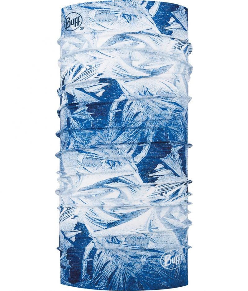 "Studio photo of the Original Buff® Design ""Frost Blue"". Source: buff.eu"