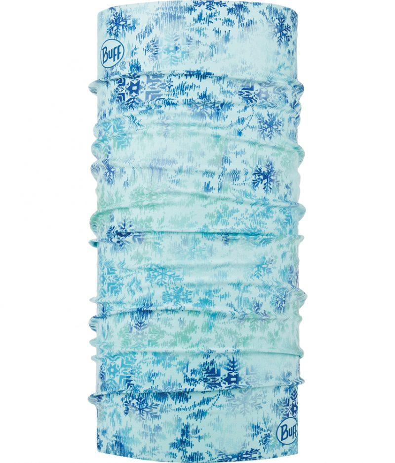 "Studio photo of the Original Buff® Design ""Firny Aqua"". Source: buff.eu"