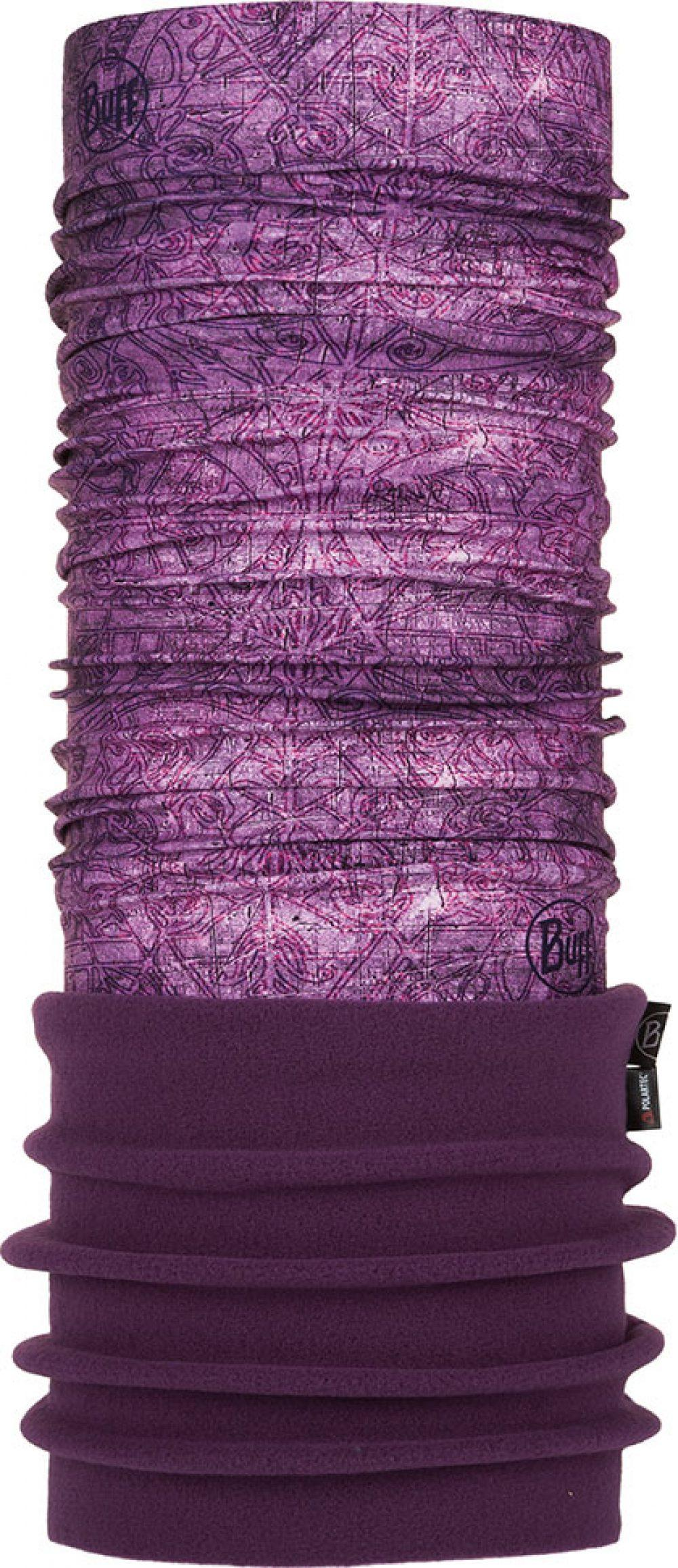 "Studio photo of the Polar Buff® Design ""Siggy Purple"". Source: buff.eu"