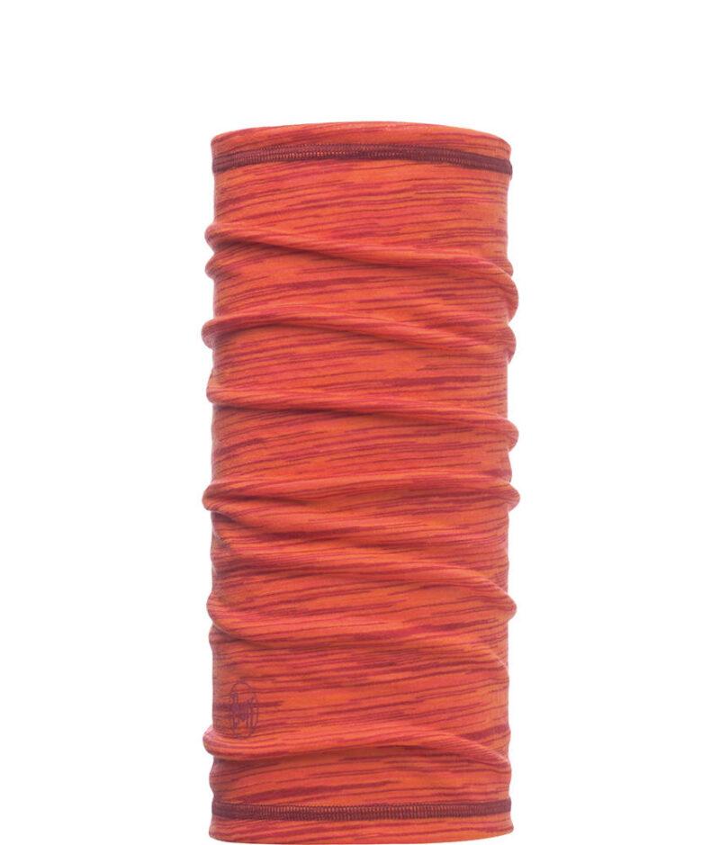 "Studio photo of the 3/4 Wool Buff® Design ""Coral Pink"". Source: buff.eu"