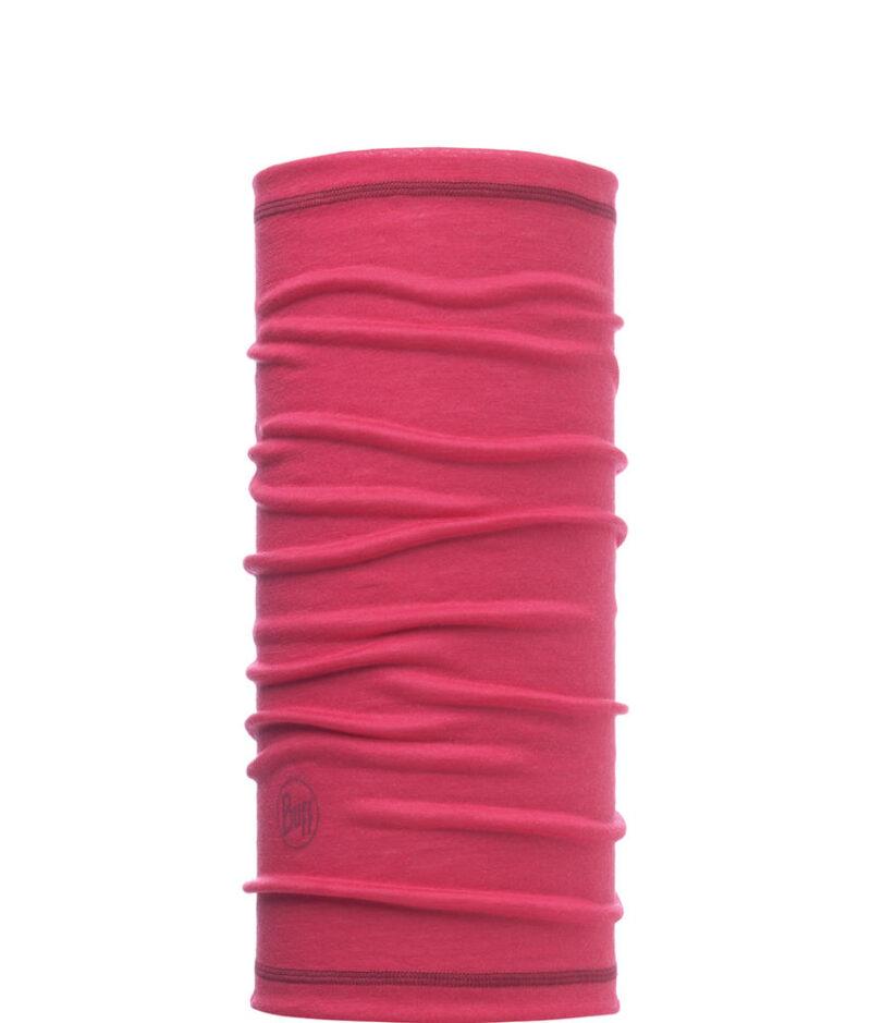 "Studio photo of the 3/4 Wool Buff® Design ""Wild Pink"". Source: buff.eu"