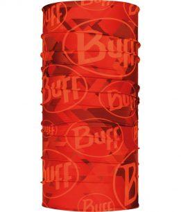 "Studio photo of the Wool Buff® Design ""Tip Logo Orange Fluor"". Source: buff.eu"