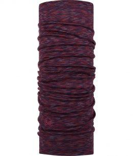 "Studio photo of the Wool Buff® Design ""Ruby Multi Stripes"". Source: buff.eu"