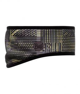 "Studio photo of the Buff® Headband Pro Design ""Weft"". Source: buff.eu"