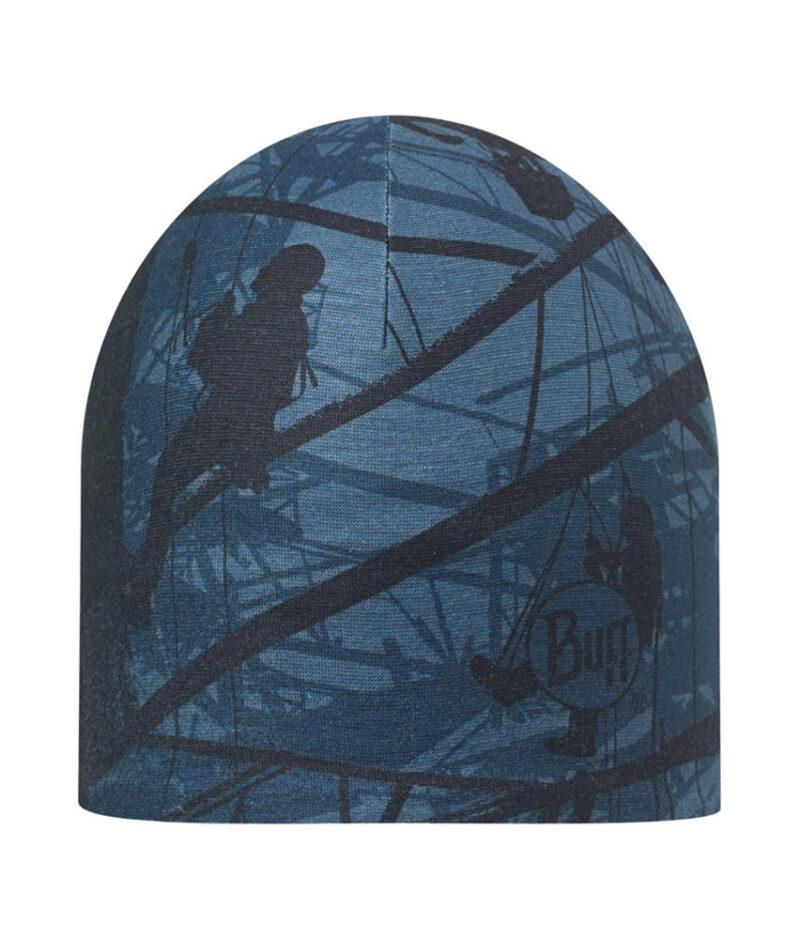 "Studio image of the Buff® Pro Thermal Hat Design ""Vertical"". Source: buff.eu"