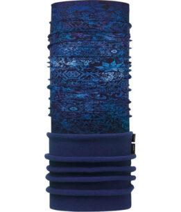 "Studio photo of the Polar Buff® Design ""Fairy Snow Night Blue"". Source: buff.eu"