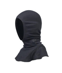 "Studio photo of the Buff® Fire Fighter Balaclava Design ""Paris Blue"". Source: buff.eu"