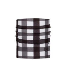 "Studio photo of the Dog Buff® Design ""Plaid"". Source: buff.eu"