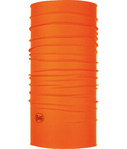 "Studio photo of the Coolnet UV Plus Design ""Orange Fluor"". Source: buff.eu"