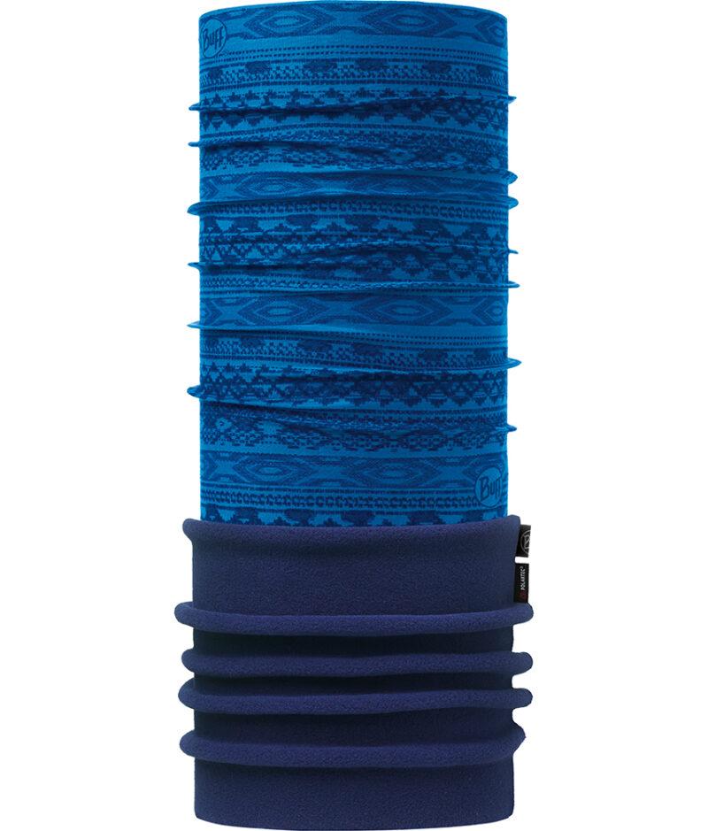 """Studio photo of the Polar Buff® Design """"Athor Cape Blue"""". Source: buff.eu"""