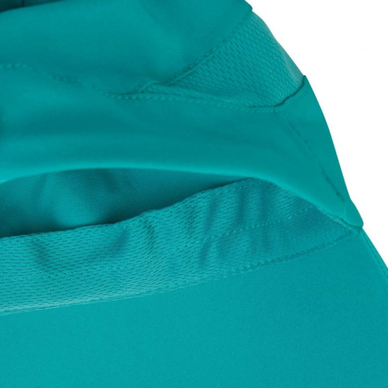 A photo of the inside of a BUFF® Pack Trek Cap showing the inner sweatband for additional sweat absorbtion. Source: buff.eu