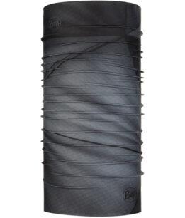 "Studio photo of the Coolnet UV+ BUFF® Design ""Vivid Grey"". Source: buff.eu"