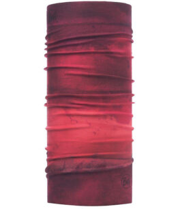 "Studio photo of the Coolnet UV+ BUFF® Design ""Rotkar Pink"". Source: buff.eu"